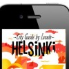 Kokeiltua: HELSINKI CITY GUIDE: by LOCALS (iPhonelle)
