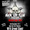 Rock the Flair Masters: WFA Grand Slam!!!